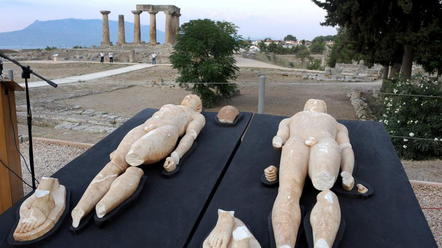 Опасност за археологическите паметници в Гърция заради климата