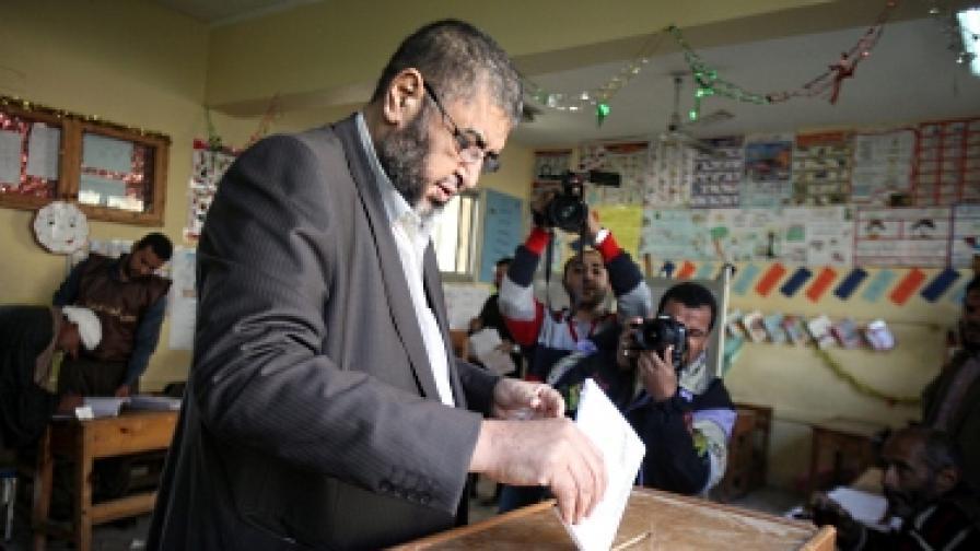 Хайрат ал Шатер, кандидатът на Партията на свободата и справедливостта