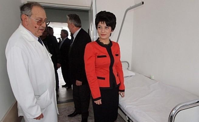 Атанасова: Наредбата за специализациите в медицината вече е готова