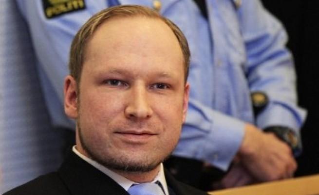 Психиатри: Масовият убиец Брайвик не е луд