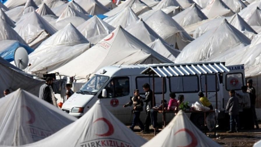 Сирия: Армия и бунтовници се бият до турската граница