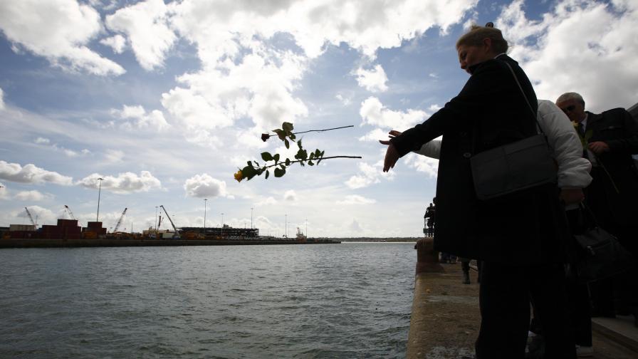 """100 години по-късно легендата за """"Титаник"""" оживява"""