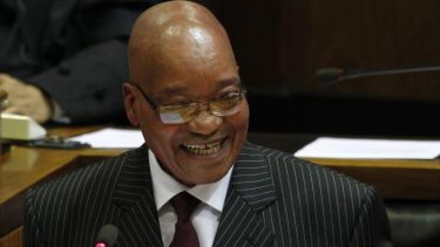 Президент на 70 г. се стяга за четвърта булка
