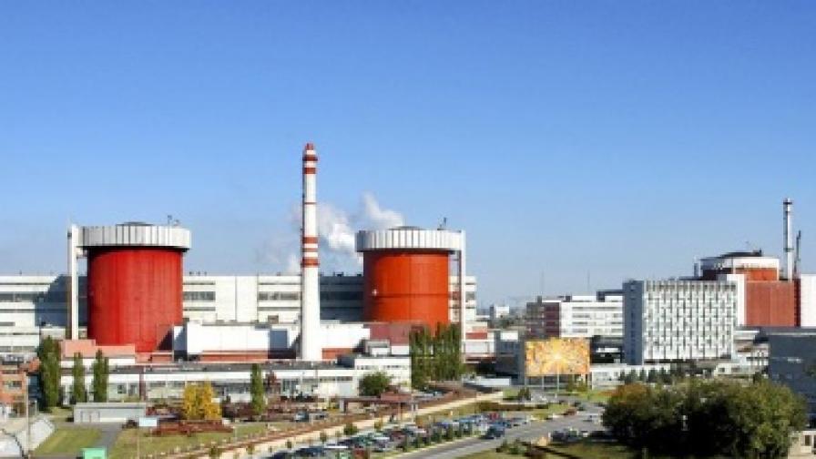 Ядрен реактор в Украйна изключи заради авария