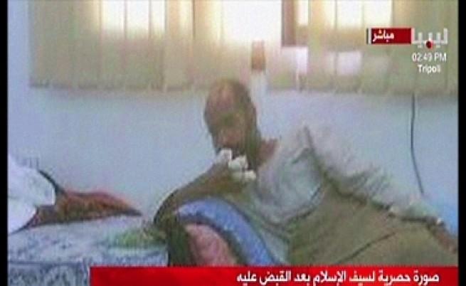 Либия има доказателства, че Сейф ал Ислам лично е екзекутирал хора