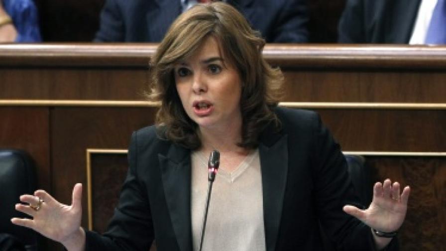 Испания пести, но от здравеопазване и образование