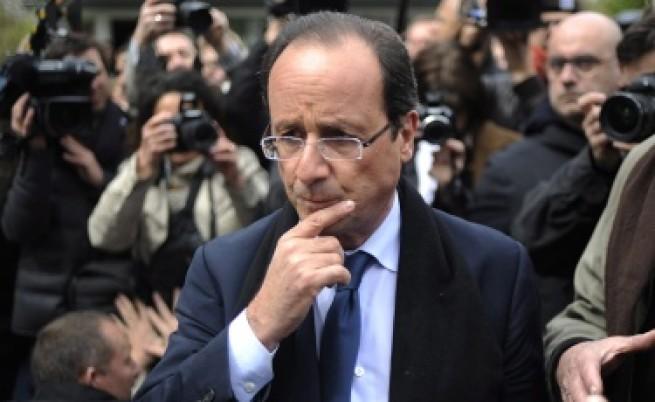 Във Франция гласуват за президент