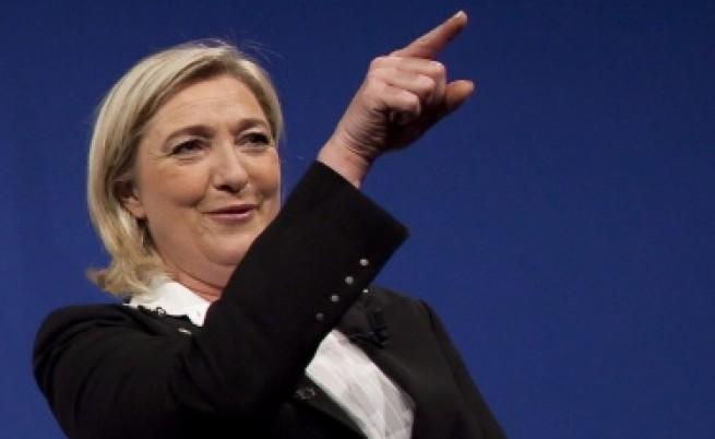 Крайнодясната Льо Пен изненада Европа