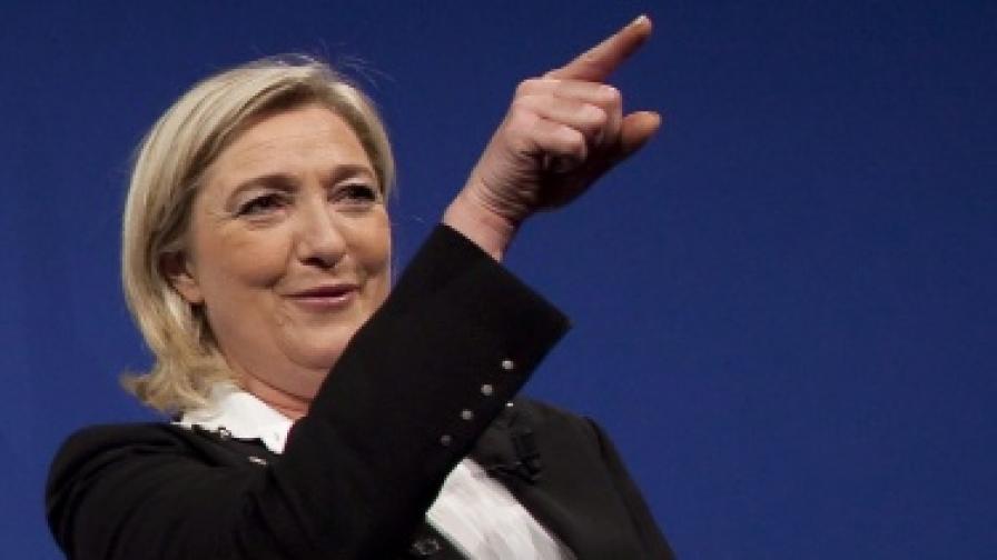 Марин льо Пен - катастрофа за Франция и Европа