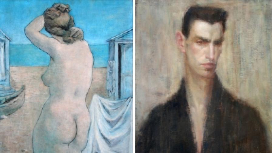 Големият художник Иван Ненов