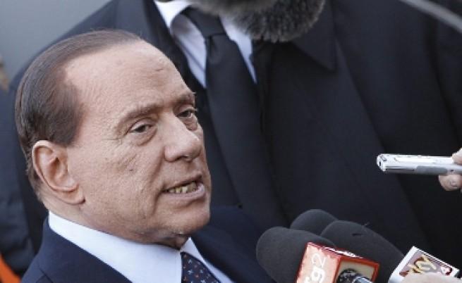 Берлускони плащал на мафията