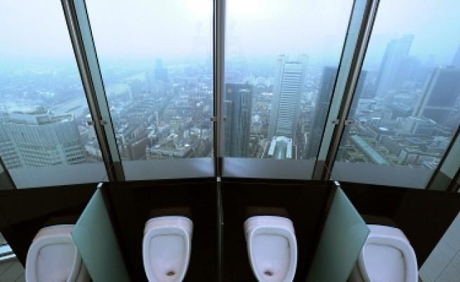 Най-страшната тоалетна