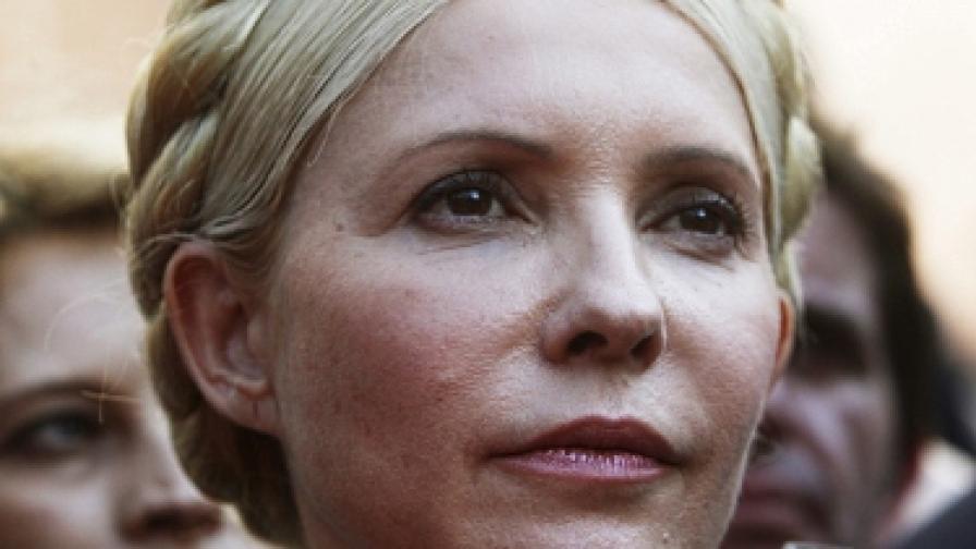 Плевнелиев и още 7 президенти бойкотират Украйна заради Тимошенко