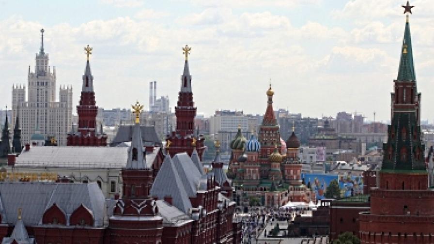 """Русия """"се отбранява от отбраната"""" на НАТО и САЩ"""