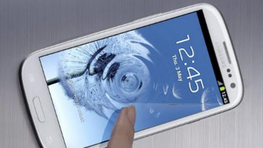 """""""Самсунг"""" представиха новия си смартфон - """"Галакси С3"""""""