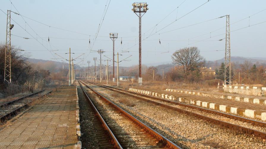 НКЖИ: Кражбите на жп оборудване ескалират