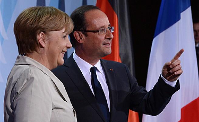 Меркел: Различията ни с Франция не са толкова големи