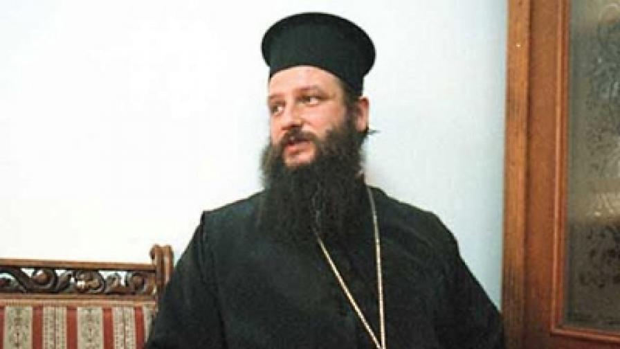 Охридският архиепископ задържан за пране на пари