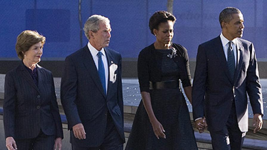 Буш и Обама на дело в Гуантанамо