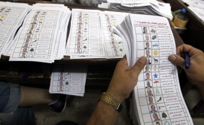 Балотаж на президентските избори в Египет