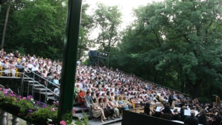"""Отново фестивал """"Опера в парка"""""""