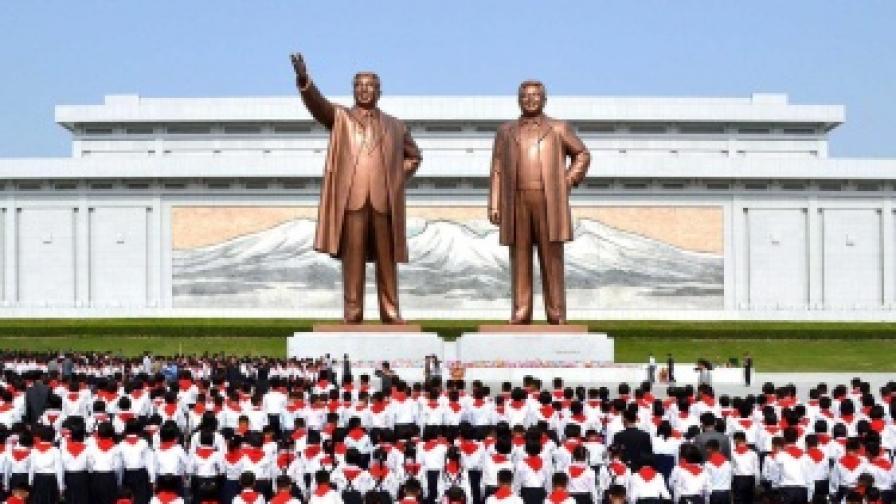 КНДР плаши Южна Корея с ракети