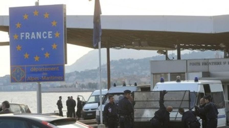 Възстановят границите в Шенгенското пространство при нужда