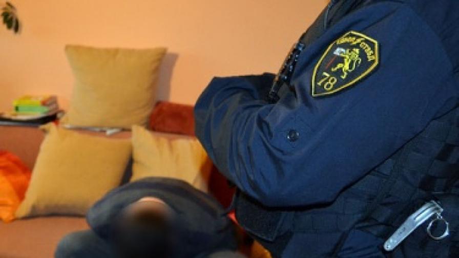 "Арестуваха Митко Полицая, близък до ""Октопода"""