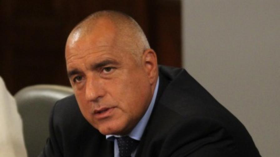 Борисов: Ако полицай удари протестиращ - уволнение