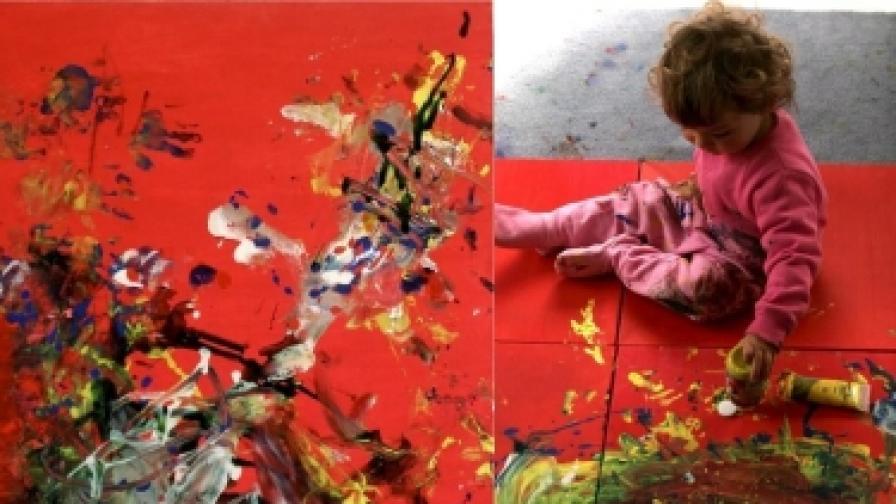 5-годишно момиченце показа тайната си вселена в Ню Йорк