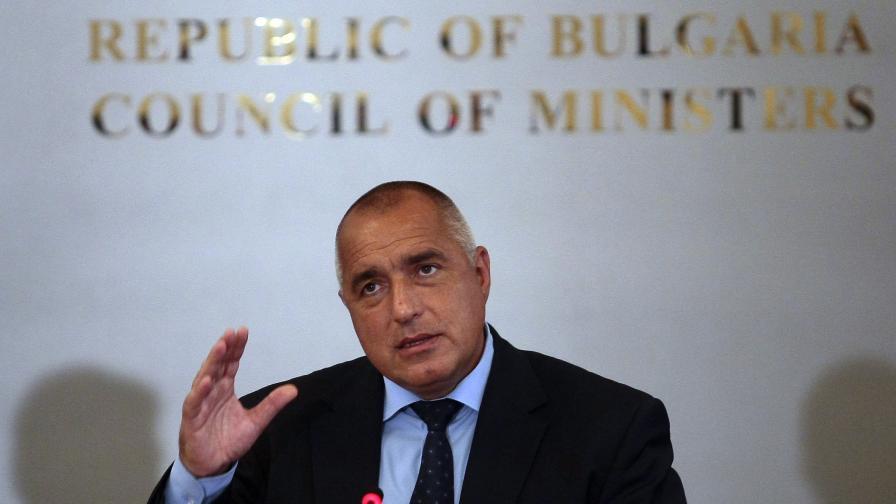 """Македонският в. """"Капитал"""": Борисов е губещ, няма си друга работа"""