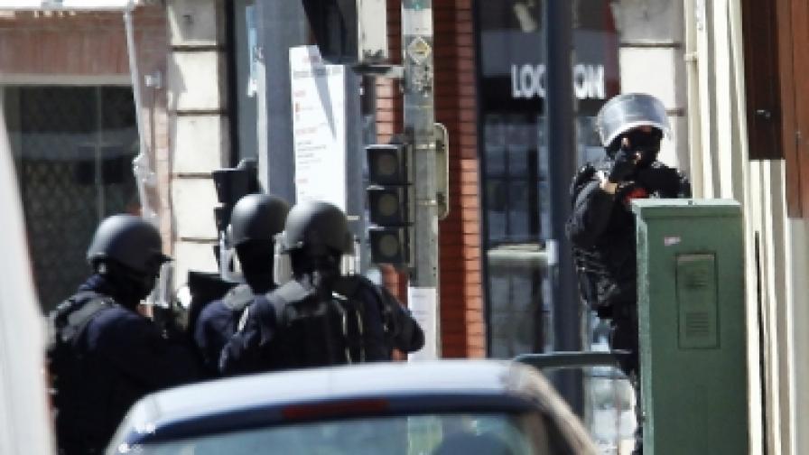 Приключи заложническата криза в Тулуза