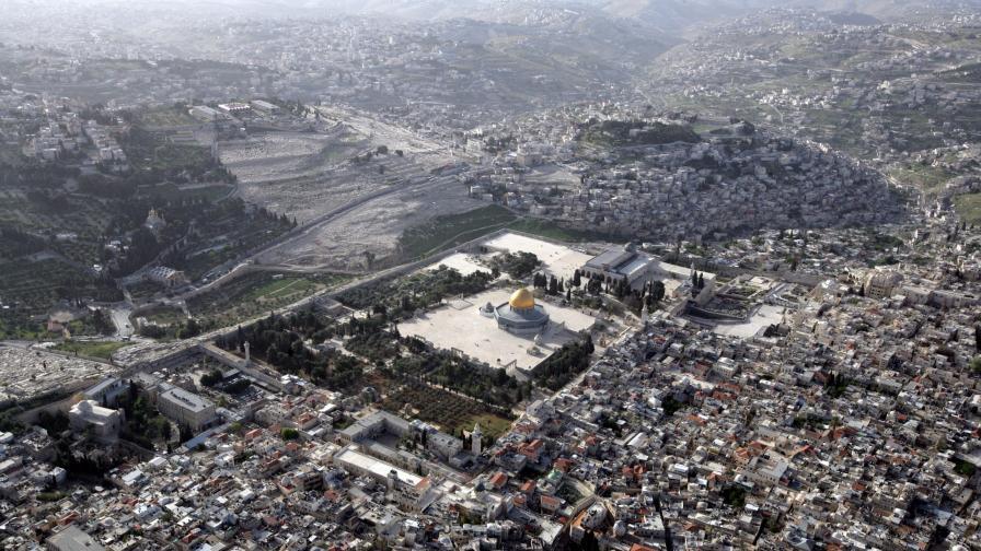 Инициатива за български молитвен дом в Ерусалим