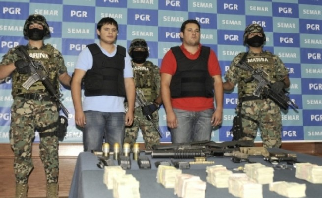 Арестуван е синът на най-могъщия бос на наркокартел