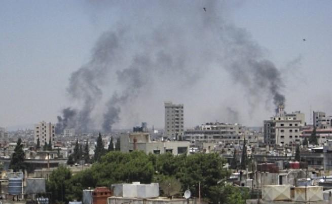 Сирия: 170 жертви само за ден