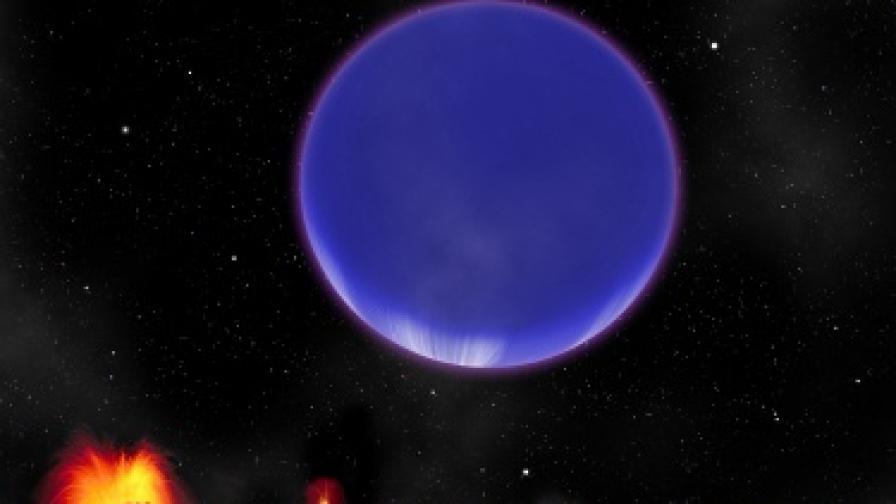 Откриха рекордно близки една до друга планети