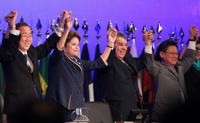Рио+20: Потвърждаване на стари общи истини