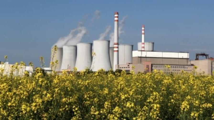Словакия иска още пари от ЕС за спрени ядрени реактори