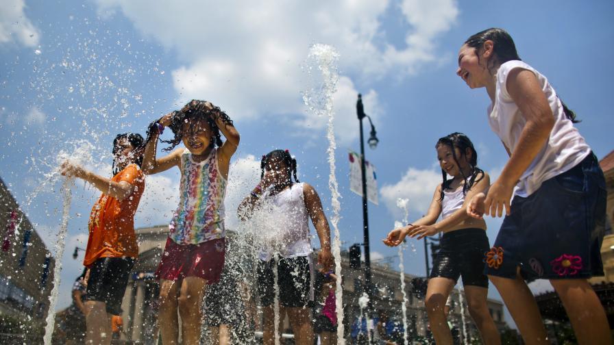 Месечна прогноза: Рекордни горещини през юли
