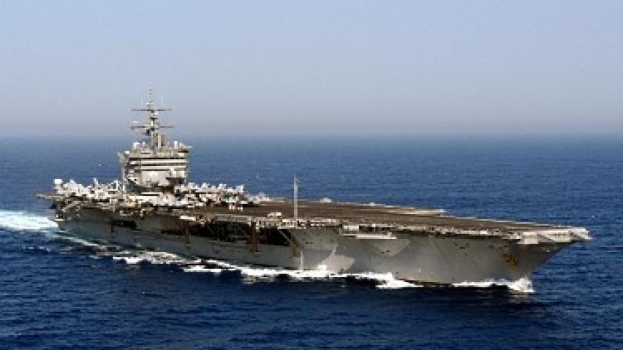 САЩ тайно изпращат войски в района на Персийския залив