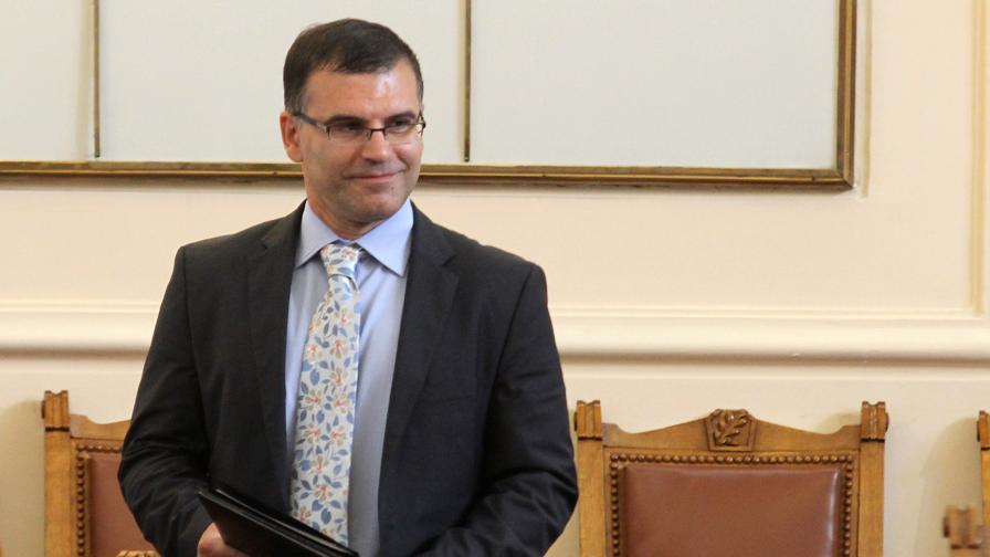 Дянков: Има шанс да увеличим доходите през 2013 г.