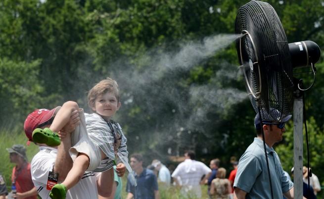 Съвети в жегата: Климатик с повече от 10° надолу - смъртоносен