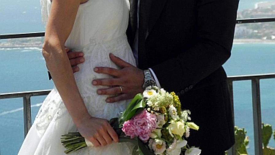 Най-малко смесени бракове в ЕС - в България и Румъния