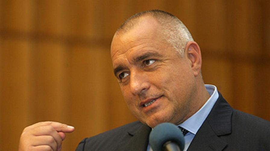 Борисов съветва Балканите за кризата