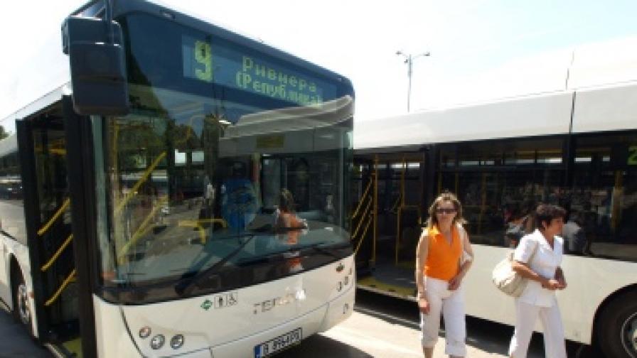 115 млн. лв. за градския транспорт във Варна