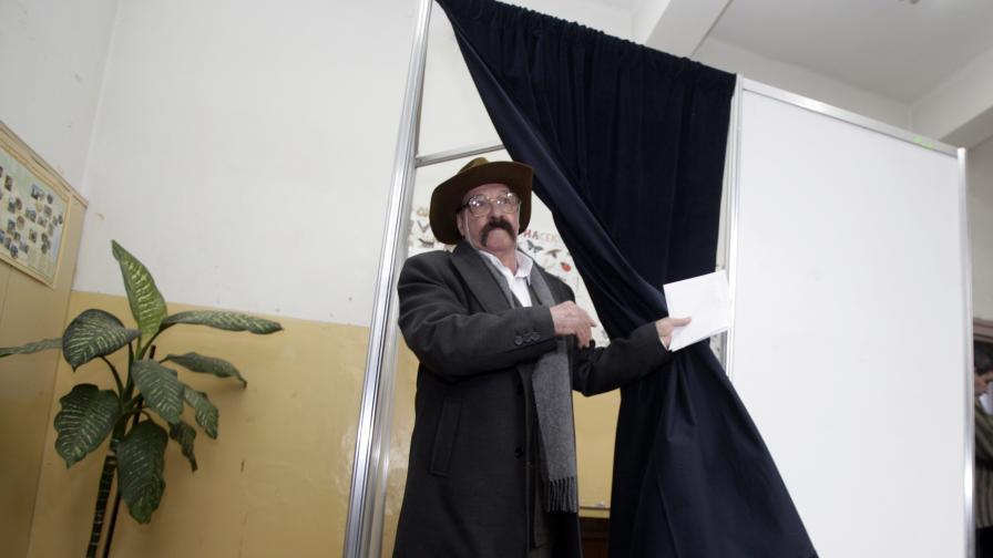 Партиите предлагат промени в изборното законодателство