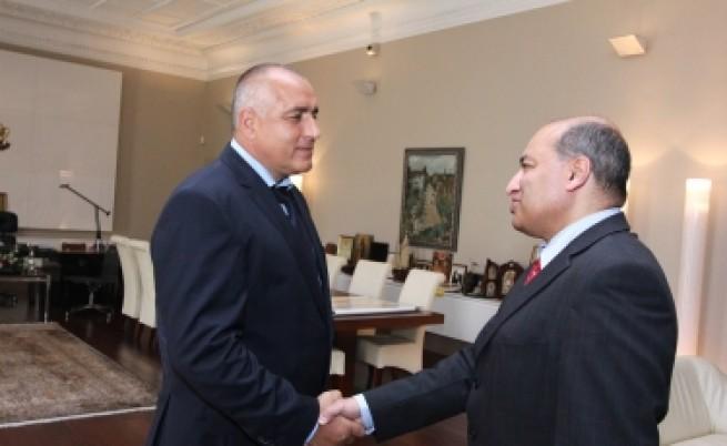 Шефът на Европейската банка: Нещата в България се движат в правилната посока