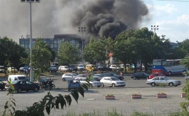 И българският шофьор - сред жертвите