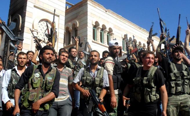 Режимът в Сирия прехвърлял химически оръжия