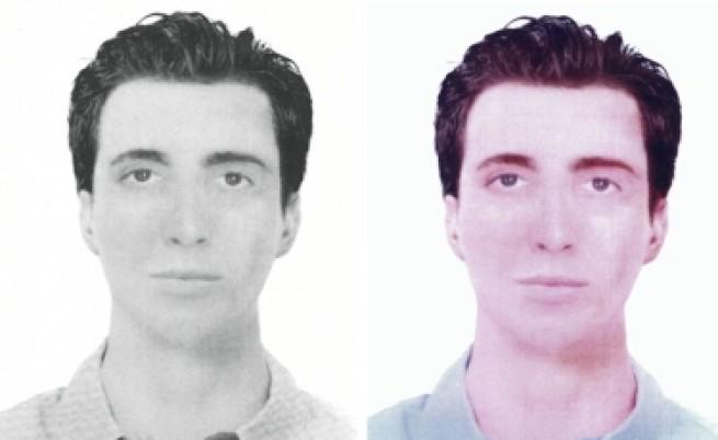 Лицето на атентатора от Бургас
